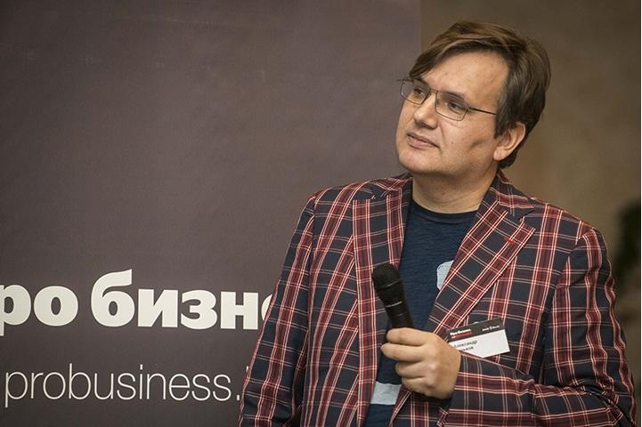 Александр Паньков. Фото: Алексей Смольский, probusiness.by