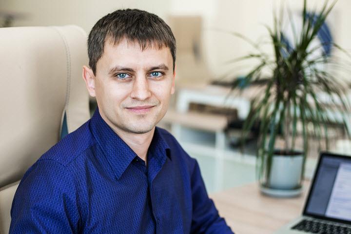 Максим Делендик. Фото из архива компании