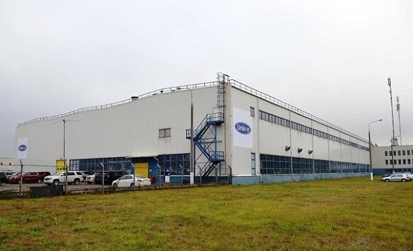 Завод «Юнисон». Фото: TUT.BY