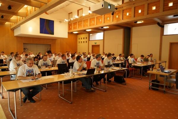 Семинар для менеджером «Атлант-М» в Нюрнберге. Фото с сайта blog.atlantm.com