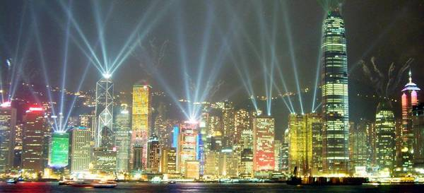Гонконг. Фото с сайта: sauletta.by