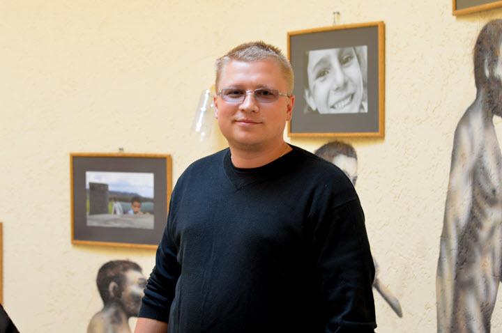 Юрий Гетман. Фото Анастасии Бондарович
