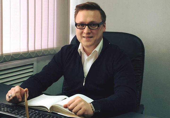 Сергей Андреев. Фото предоставлено автором