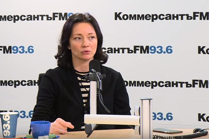 Скриншот с видео на YouTube-канале KommersantFM