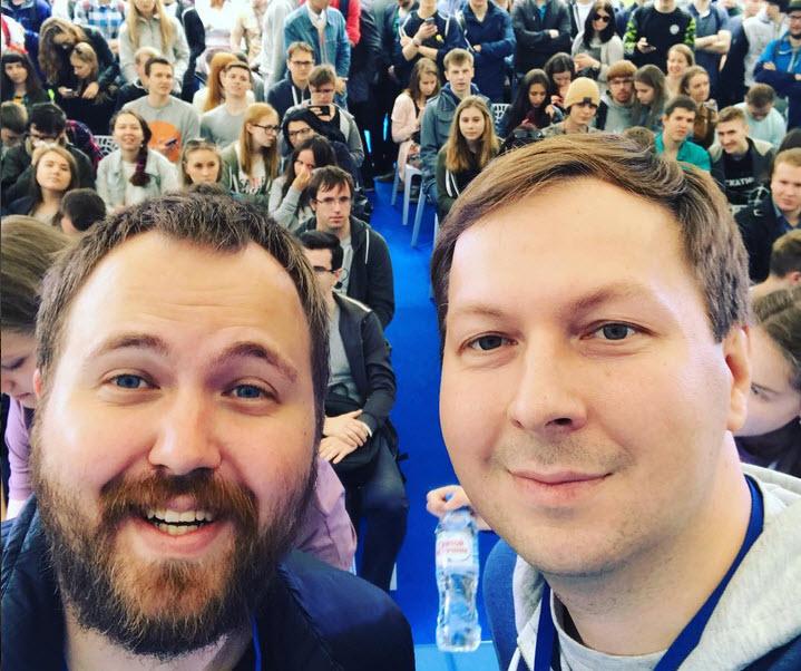 Фото из аккаунта Дмитрия Гришина в Instagram