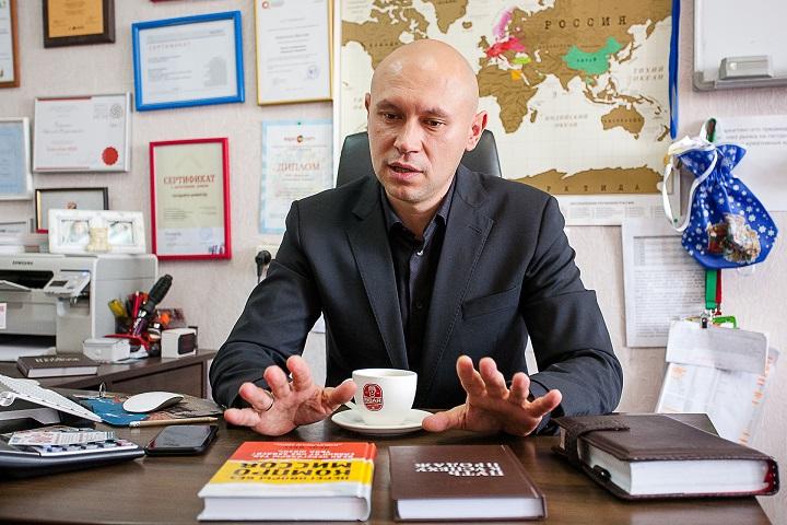 Ярослав Борисенко. Фото: Татьяна Яшина
