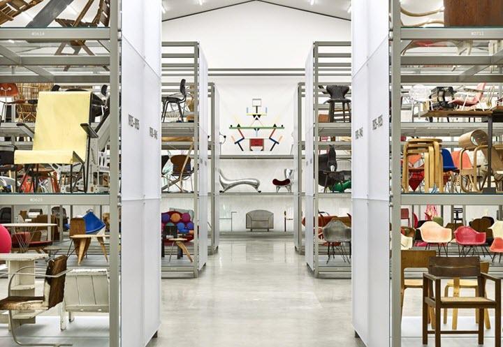 Музей дизайна Vitra. Фото с сайта artsy.ne