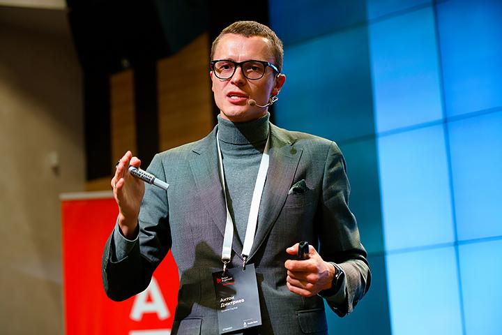 Антон Дмитриев. Фото Глеба Александрова, probusiness.io