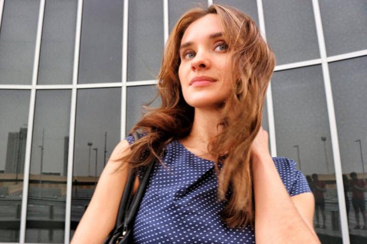 Анна Ахременко. Фото из личного архива