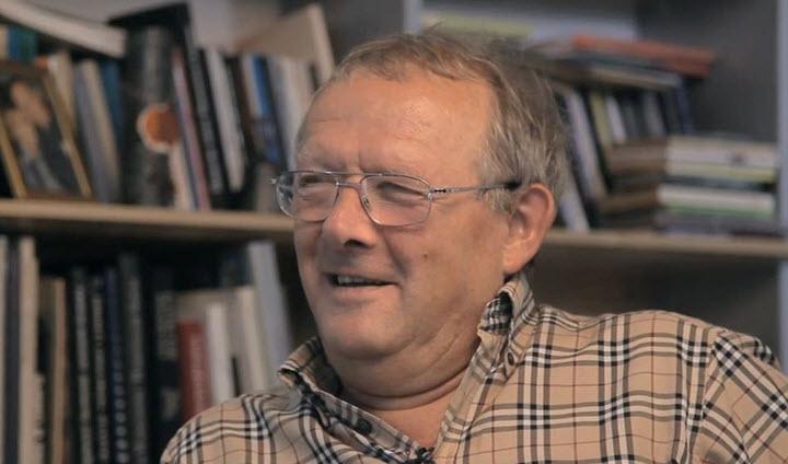Адам Михник, польский общественный деятель, диссидент, журналист, главный редактор Gazeta Wyborcza