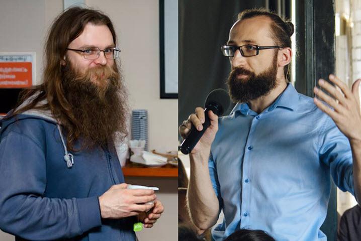 Александр Астафьев и Иван Веденин. Фото: Imaguru, личная страница на Facebook