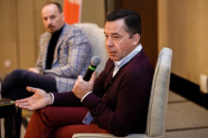 Сергей Капустин. Фото: личный архив