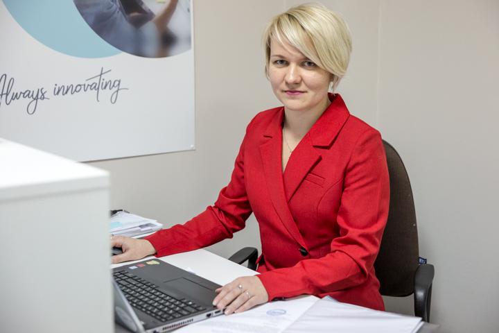 Ольга Косьмина, соучредитель «СМАР Аутсорсинг Солюшнс», партнер по аутсорсингу. Фото: Дарья Бурякина, probusiness.io