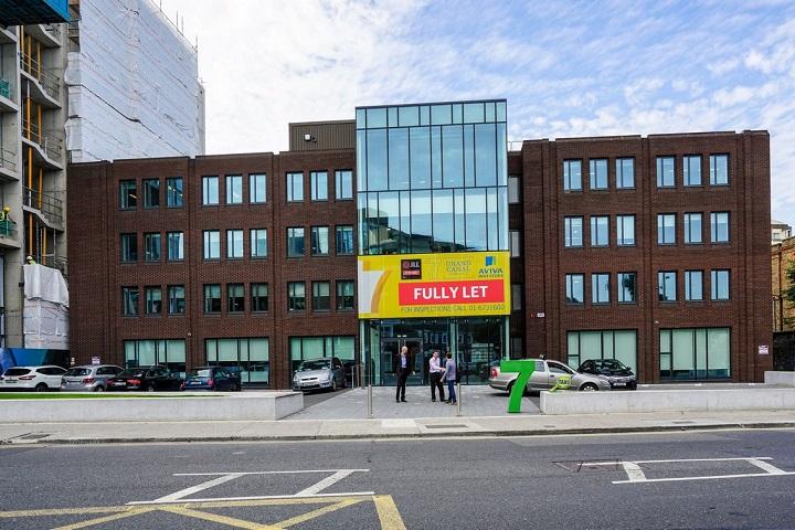"""Бизнес-центр, в котором расположен офис """"Лаборатории Касперского"""" в Дублине. Фото с сайта wpengine.netdna-ssl.com"""