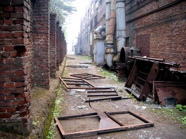 Минский подшипниковый завод уже давно в тяжелом состоянии. Фото n1.by