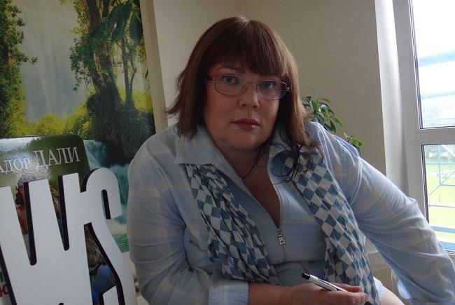 Светлана Коростелева. Фото предоставлено кадровым агентством «Квадрат»