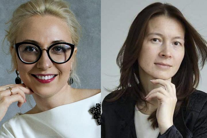Екатерина ВераксоиОльга Холодович (стартап-менеджер, бизнес-консультант).