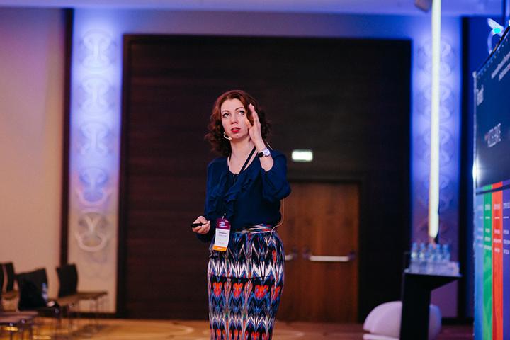 Катериной Левченко.Фото предоставлено автором
