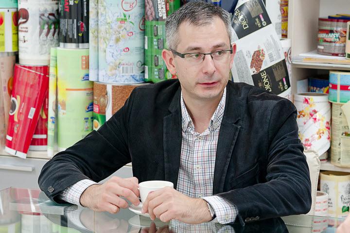 Дмитрий Хинов. Фото: Татьяна Яшина