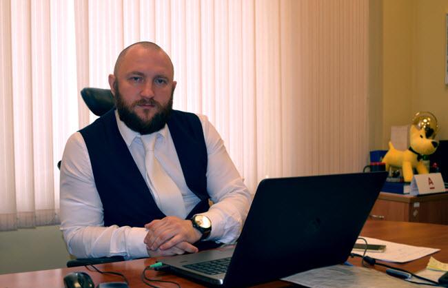 Александр Цыпляков. Фото из личного архива