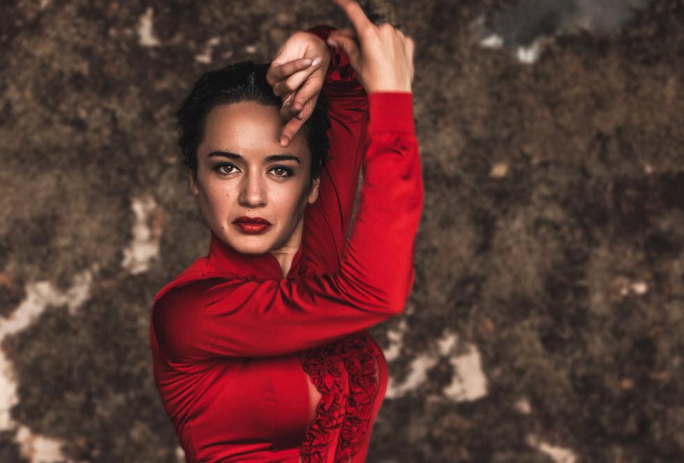 Татьяна Дедикова, фото: flamencoart.by/