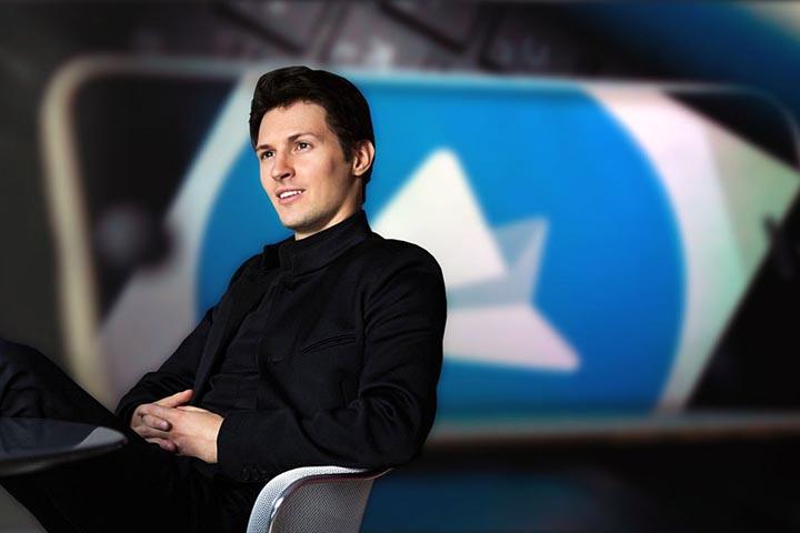 Павел Дуров, создатель Telegram. Фото с сайта bitnovosti.com