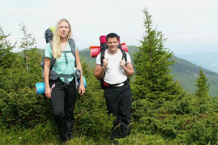 Екатерина и Дмитрий Гурские. Фото из личного архива