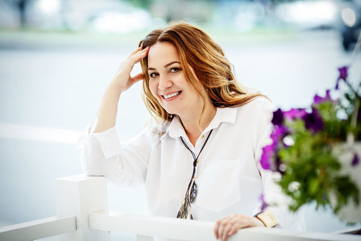 Наталья Романова. Фото из архива Академии мюзикла РЕВЮ