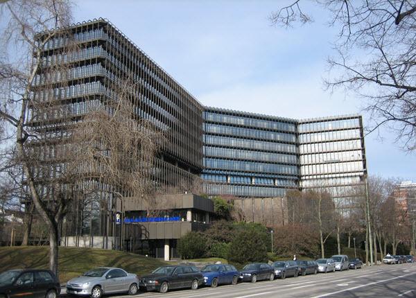 Штаб-квартира Европейской патентной организации в Мюнхене. Фото с сайта wikipedia.org