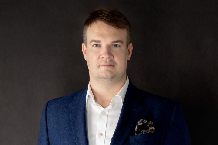 CRO Teslasuit Дмитрий Михальчук