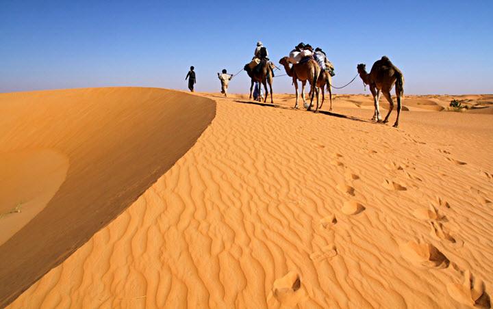 Мавритания. Фото с сайта webturizm.ru