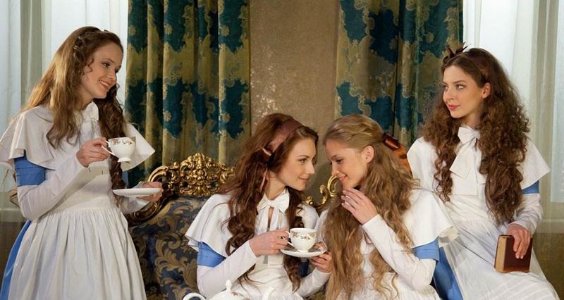 """Кадр из фильма """"Тайны института благородных девиц"""" (2013)"""