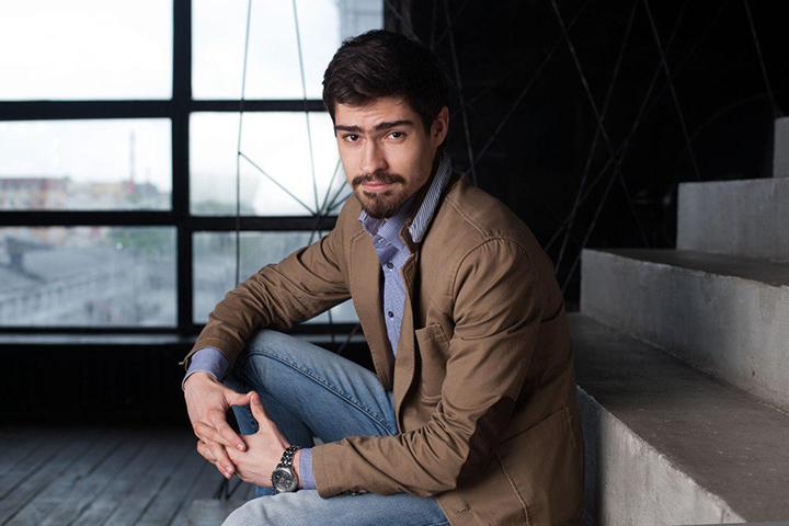 Сергей Романов. Фото предоставлено автором