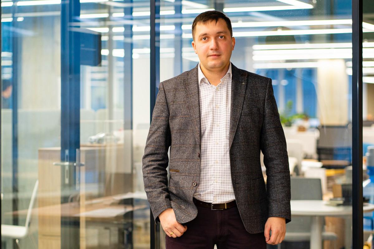 Владимир Каллаур. Фото: Дария Гращенкова