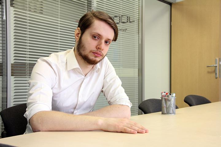 Владислав Воронович. Фото предоставлено автором