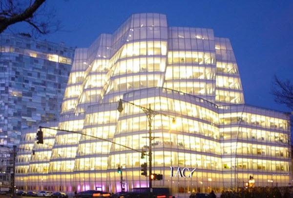 Офис компании IAC (новый владелец белорусского разработчика Apalon)в Нью-Йорке. Фото с сайта studioacktblogspot.com