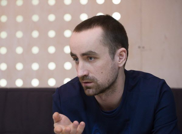 Павел Доўнар. Фота з сайта holiday.by