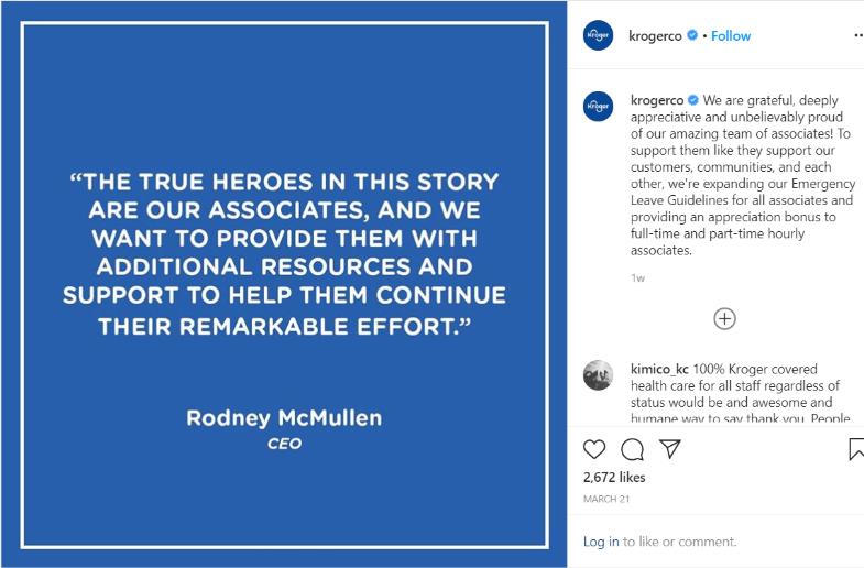 Изображение из аккаунта бренда в Instagram