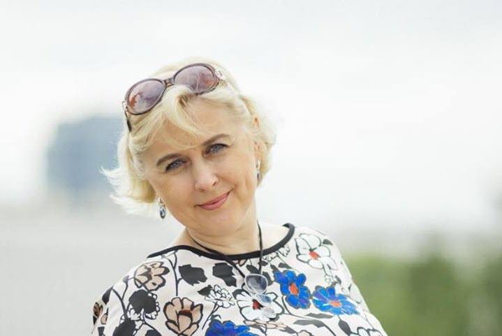 Оксана Кунда. Фото из личного архива