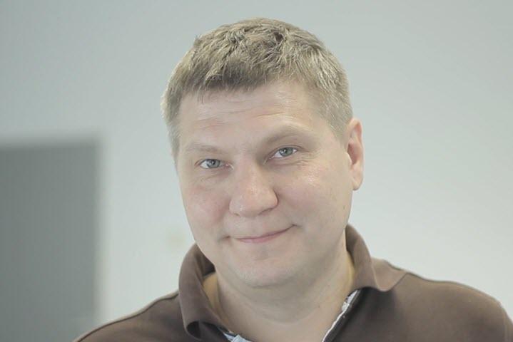 Олег Чанов. Фото с личной странице в Facebook
