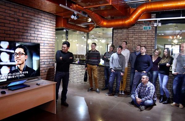 Хироши Микитани - новый владелец Viber. Фото с сайта dev.by