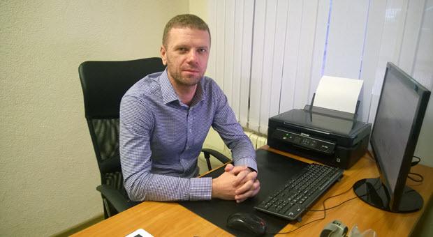 Кирилл Лебедев. Фото из личного архива