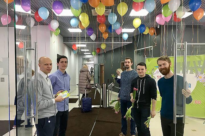 Фото со страницы группыHavas Media Russia в Facebook