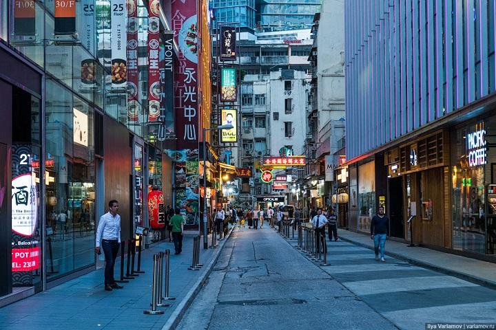 Гонконг. Фото с сайта varlamov.ru