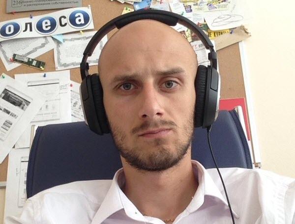 Юрий Липницкий. Фото из личной страницы в Facebook