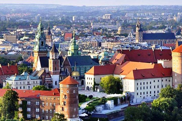 Польша, Краков. Фото с сайта ishiteri.by