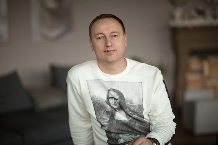 Валерий Азарко. Фото из личного архива