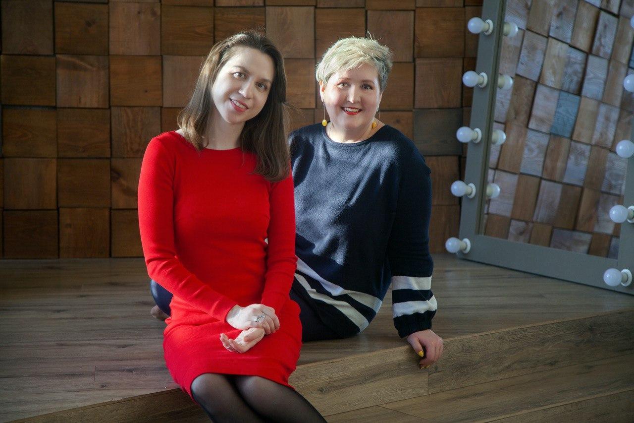 Ольга Луковецкая и Ульяна... Фото из личного архива Ольги