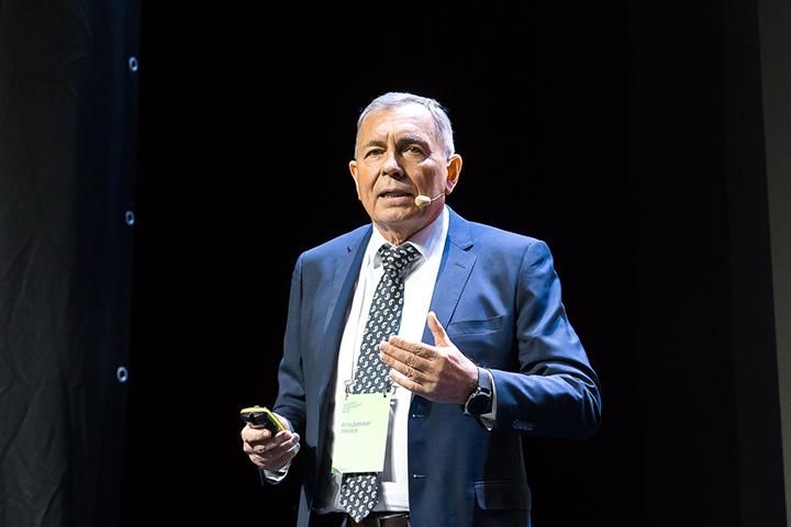 Владимир Линев. Фото: Надежда Бужан