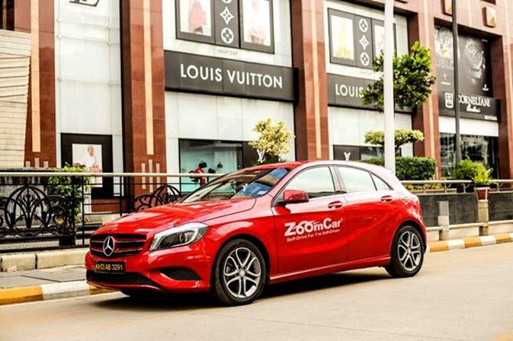 Автомобиль сервиса Zoom (один из быстрорастущих стартапов, который работает по принципу шеринга. Идея сервиса – аренда автомобиля через мобильное приложение). Фото с сайта atlanticchoice.com